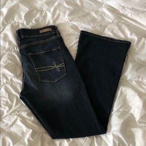 Denizen by Levi's Modern Boot Cut Jeans. Size 28.